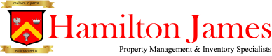 Hamilton James Property Management and Property Inventory Specialists